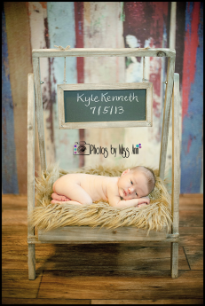 Newborn Boy Photography Michigan Portrait Photographer Plymouth Michigan