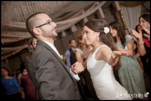 Bride and Groom Dabke Wedding Dance Lebanese Wedding Reception Photos Central Park West Wedding