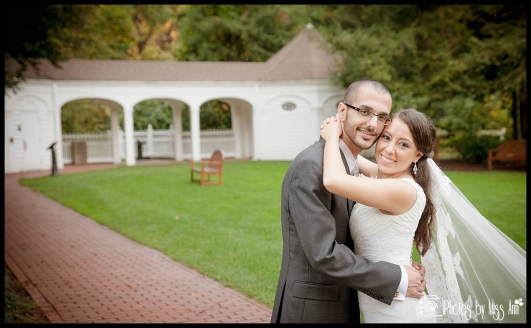 Fall Wedding at the Manor House Wildwood Metro Park Wedding Photographer Photos by Miss Ann