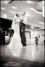First Dance Webers Inn Wedding Photos Michigan Wedding Photographer Photos by Miss Ann