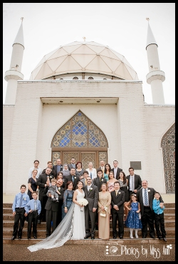 Islamic Center of Greater Toledo Toledo Ohio Muslim Wedding Photographer Photos by Miss Ann