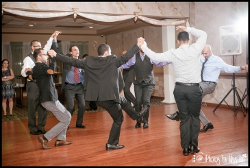 Lebanese Wedding Dabke Reception Photos Central Park West Wedding