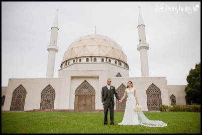 Wedding at Islamic Center of Greater Toledo