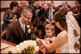 Wedding Ceremony at The Islamic Center of Greater Toledo