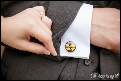 Wutang Cuff Links Groom Wedding Detail Photos Groom Getting Ready Photos by Miss Ann