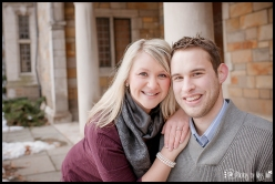U of M Law Quad Engagement Session