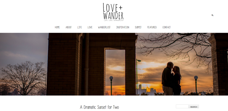 Photos by Miss Ann Featured on Love+Wander