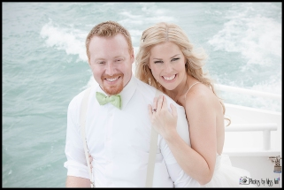 Wedding Photos on a Boat Infinity Yacht Wedding MI Wedding Photographer Photos by Miss Ann