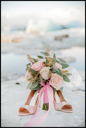 Iceland Wedding Jokulsarlon Glacier Lagoon Photos