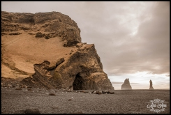 Iceland Wedding Location Reynisfjara Beach Black Sand Beach Basalt Cave