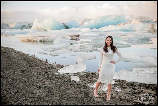 Iceland Wedding Photographer Jokulsarlon Glacier Lagoon