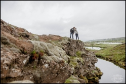 Thingvellir National Park Wedding Photographer Iceland Pre Wedding Session Silfra