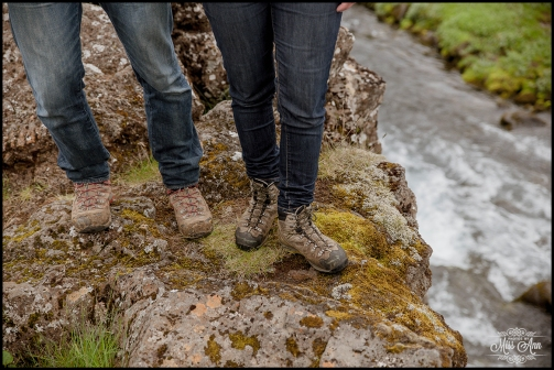 Unique Iceland Engagement Session Details