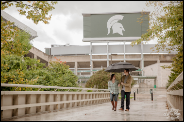 Michigan State Universiry Engagement Session