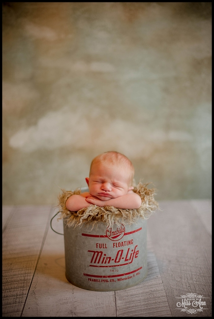 Ann Arbor Michigan Newborn Photographer