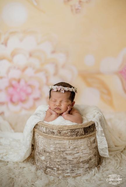Reykjavik Iceland Newborn Girl Photographer - Photos by Miss Ann