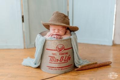Creative Newborn Boy Photographer Reykjavik Iceland