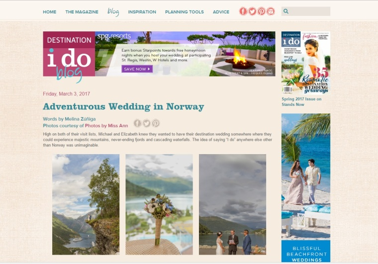 Norway Wedding Photographer and Planner-Your Adventure Wedding